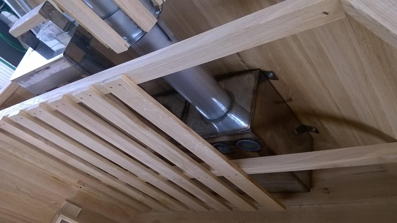 piec do sauny zanurzeniowy ładowany od góry