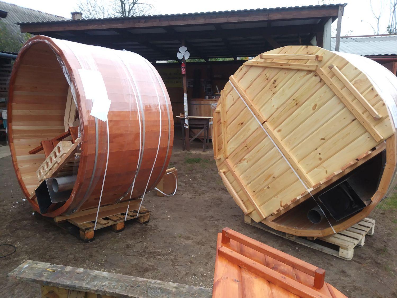 sauna zewnętrzna gorąca beczka (5)