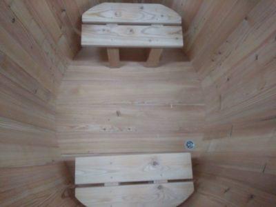 sauny ogrodowe